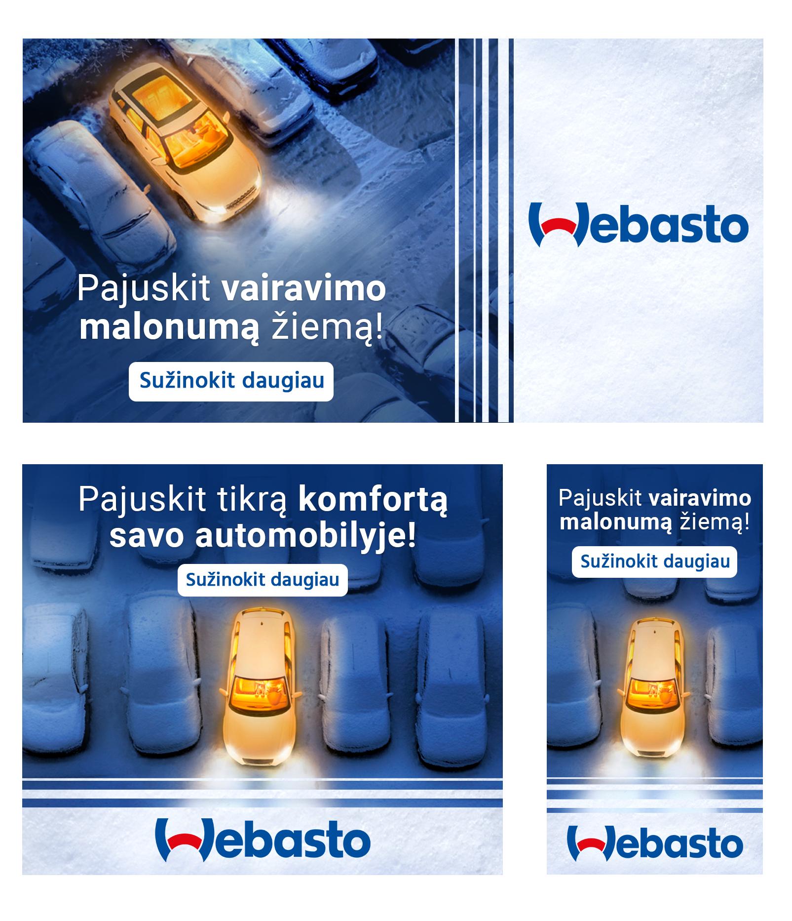 Reklaminiai Skydeliai Webasto