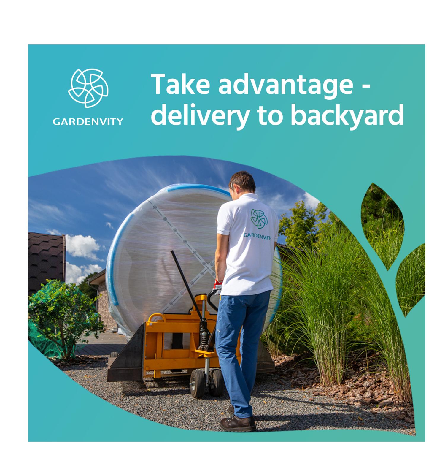 Reklaminiai Skydeliai Gardenvity