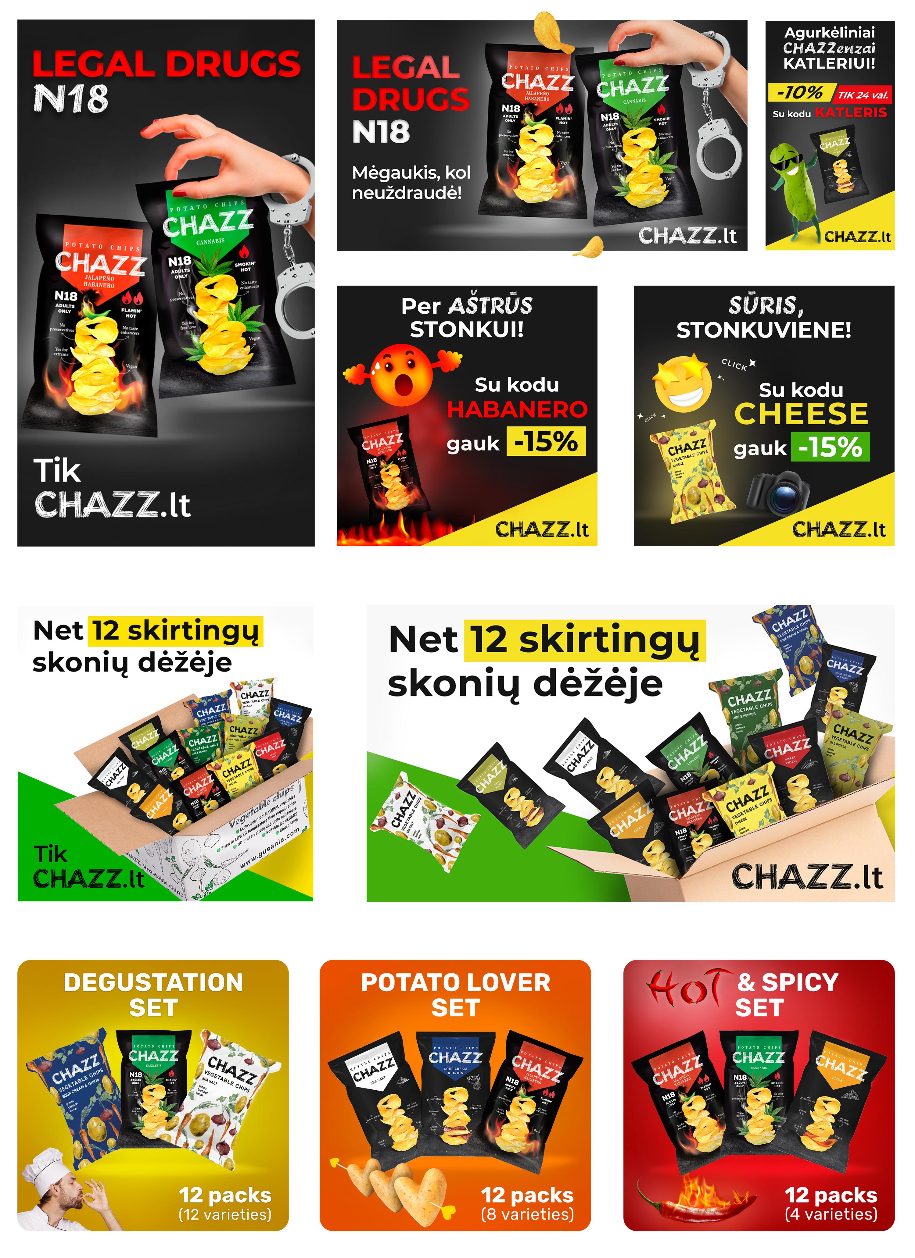 Reklaminiai Baneriai Chazz 2
