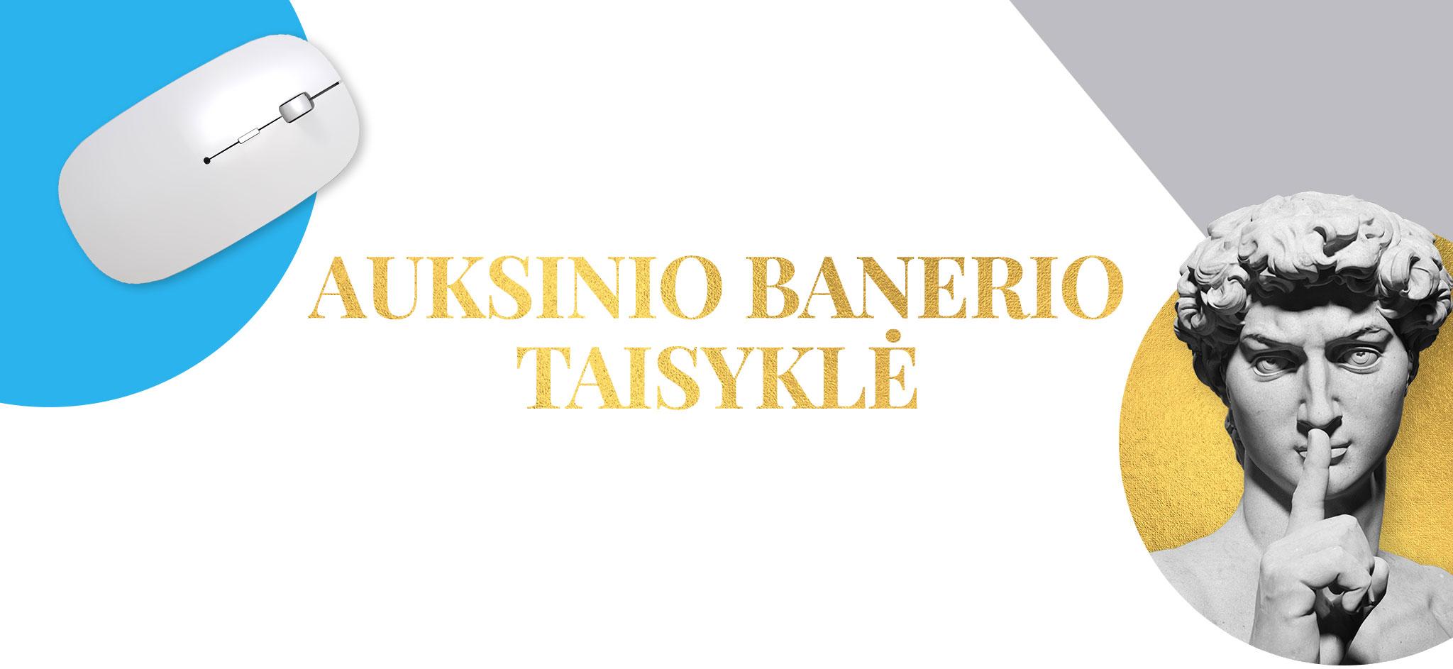Auksinio Banerio Taisyke Baneris